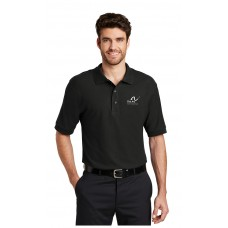 Port Auth Men's silk touch short sleeve polo shirt (K500-ARC-OD)