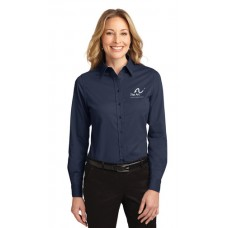Port Authority® Ladies Long Sleeve Easy Care Shirt (L608-ARC-OD)